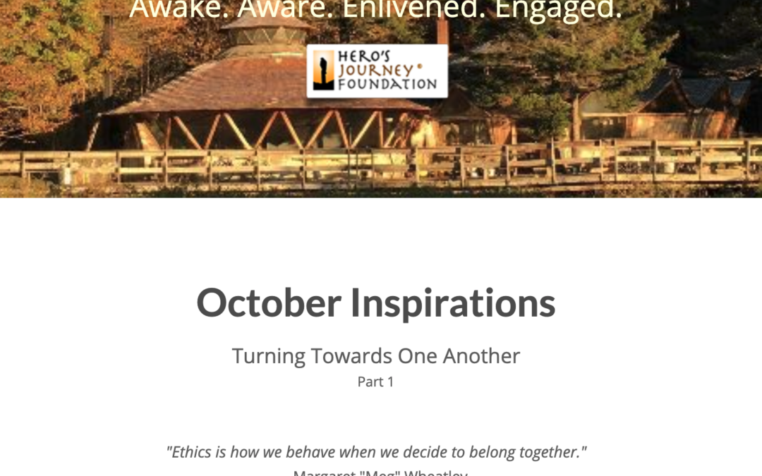 October Inspirations